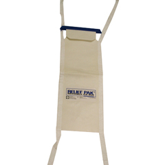 FNT11-1243 - Fabrication Enterprises - Relief Pak® Insulated Ice Bag - Tie Strings - Small - 5 x 13