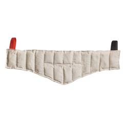 FNT11-1311 - Fabrication Enterprises - Relief Pak® Hotspot® Moist Heat Pack - Neck Contour - 9 x 24