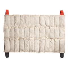 FNT11-1312-12 - Fabrication Enterprises - Relief Pak® Hotspot® Moist Heat Pack - Oversize - 15 x 24 - Case of 12