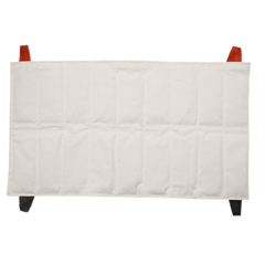 FNT11-1314 - Fabrication Enterprises - Relief Pak® Hotspot® Moist Heat Pack - Spine-Small Size - 10 x 18