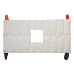 FNT11-1316 - Fabrication Enterprises - Relief Pak® Hotspot® Moist Heat Pack - Knee-Shoulder Size - 10 x 20