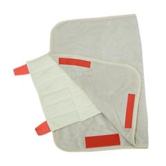 FNT11-1366 - Fabrication Enterprises - Relief Pak® Hotspot® Moist Heat Pack Cover - All-Terry Microfiber - Standard - 20 x 24