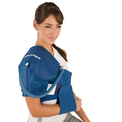 FNT11-1578 - Fabrication Enterprises - Shoulder Cuff Only - xL - for AirCast® CryoCuff® System