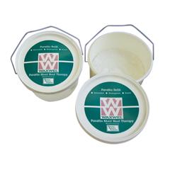 FNT11-1750-3 - Fabrication Enterprises - WaxWel® Paraffin - 1 x 3-Lb Tub of Pastilles - Fragrance-Free
