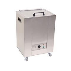 FNT11-1995 - Fabrication Enterprises - Relief Pak Heating Unit, 12-Pack Capacity, Mobile, 220V