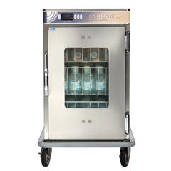FNT11-2037 - Fabrication Enterprises - Enthermics Stainless Steel Fluid Warmer, 7.7 Cubic Feet Capacity