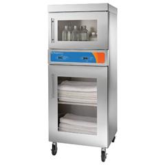 FNT11-2043 - Fabrication Enterprises - Enthermics Stainless Steel Combination Blanket / Fluid Warmer, 18.5 Cubic Feet Capacity