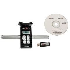 FNT12-0460WC - Fabrication Enterprises - ErgoFET500 Digital Push/ Pull Dynamometer With Clinic Software