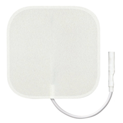 FNT13-1259-10 - Fabrication Enterprises - ValuTrode® x Electrodes - White Foam, 2 Square, 40/Case
