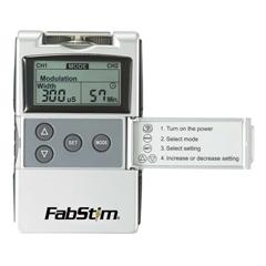 FNT13-1308 - Fabrication Enterprises - Digital TENS Unit, 2-Channel, Complete