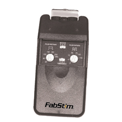 FNT13-1323 - Fabrication Enterprises - Dual Channel TENS with Timer, 3-Function, Complete