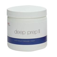 FNT13-3237 - Fabrication EnterprisesDeep Prep® Massage Cream - II Cream, 15 oz. Jar