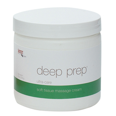 FNT13-3239 - Fabrication EnterprisesDeep Prep® Massage Cream - Ultra Care, 15 oz. Jar