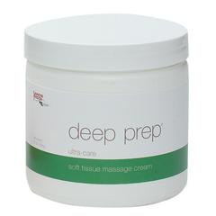 FNT13-3239 - Fabrication Enterprises - Deep Prep® Massage Cream - Ultra Care, 15 oz. Jar