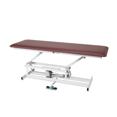 FNT15-1700 - Fabrication Enterprises - Armedica Treatment Table - Motorized Hi-Lo, 1 Section w/o Casters