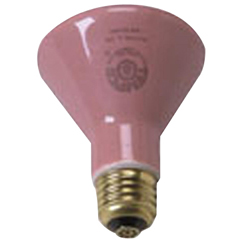 FNT18-1370 - Fabrication Enterprises - (175 Watt) Ruby Bulb - Each