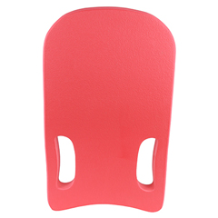 FNT20-4111R - Fabrication EnterprisesDeluxe Kickboard with 2 Hand Cut-Outs - Red