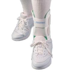FNT24-2656L - Fabrication Enterprises - Air Stirrup® Ankle Brace 02J Pediatric Ankle Brace, Left