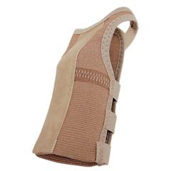 FNT24-4551L - Fabrication Enterprises - 7 Elastic Wrist Supports Left, Small 6-7