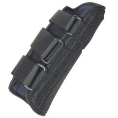FNT24-4571L - Fabrication Enterprises - 8 Soft Wrist Splint Left, Small 6-7