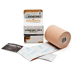 FNT24-4876 - Fabrication Enterprises - Kinesio® Tape, Tex Gold Fp, 3 x 5.5 Yds, Beige, 1 Roll