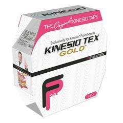FNT24-4882 - Fabrication EnterprisesKinesio® Tape, Tex Gold Fp, 2 x 34 Yds, Red, Bulk Roll