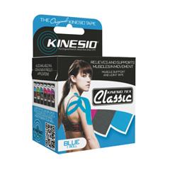 FNT24-4891 - Fabrication EnterprisesKinesio® Tape, Tex Classic, 2 x 4.4 yds, Blue, 1 Roll