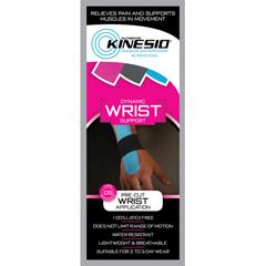 FNT24-4934-20 - Fabrication EnterprisesKinesio® Tape Pre-Cuts, Wrist, 20/Case