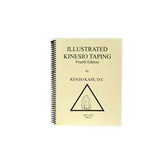 FNT24-4961 - Fabrication Enterprises - Illustrated Kinesio® Taping - Book