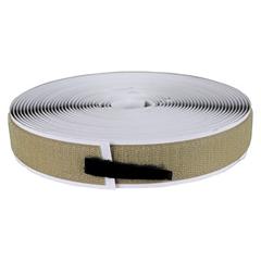 FNT24-7012T - Fabrication Enterprises - 1 Self-Adhesive Hook Material, 10 Yard, Tan