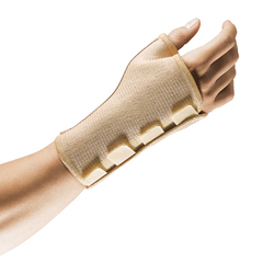 FNT24-9005 - Fabrication Enterprises - Uriel Thumb Splint, XX-Large