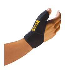 FNT24-9019 - Fabrication Enterprises - Uriel Thumb Support, Rigid, Universal Size