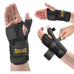 FNT24-9029 - Fabrication Enterprises - Uriel Wrist/Thumb Splint, Universal Size
