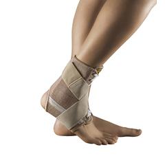 FNT24-9105 - Fabrication Enterprises - Uriel Light Ankle Splint, xx-Large