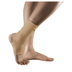 FNT24-9115 - Fabrication Enterprises - Uriel Ankle Support, Beige, xx-Large