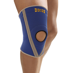 FNT24-9162 - Fabrication Enterprises - Uriel Knee Sleeve, Knee Cap Support, Medium