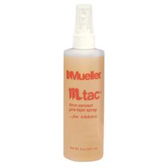FNT25-1035 - Fabrication Enterprises - Mueller® M Tac™ Non-Aerosol Pre-Tape Spray, 8 Oz, 12 Ct