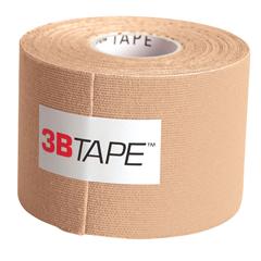 FNT25-3660 - Fabrication Enterprises - 3B Tape, 2 x 16.5 Ft, Beige, Latex-Free