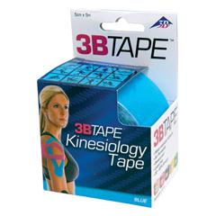FNT25-3662-10 - Fabrication Enterprises - 3B Tape, 2 x 16.5 Ft, Blue, Latex-Free, Case of 10