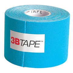 FNT25-3662 - Fabrication Enterprises - 3B Tape, 2 x 16.5 Ft, Blue, Latex-Free