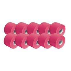 FNT25-3663-10 - Fabrication Enterprises3B Tape, 2 x 16.5 Ft, Pink, Latex-Free, Case of 10
