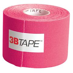 FNT25-3663 - Fabrication Enterprises - 3B Tape, 2 x 16.5 Ft, Pink, Latex-Free