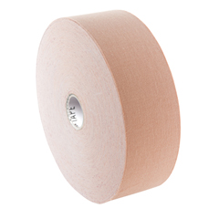FNT25-3670 - Fabrication Enterprises - 3B Tape Bulk Roll, 2 x 103 Ft, Beige, Latex-Free