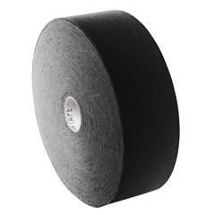 FNT25-3671 - Fabrication Enterprises - 3B Tape Bulk Roll, 2 x 103 Ft, Black, Latex-Free