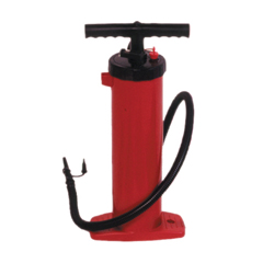 FNT30-1051 - Fabrication EnterprisesInflatable Exercise Ball - Accessory - Double Piston Foot Pump