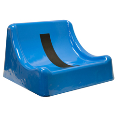 FNT30-1085 - Fabrication Enterprises - Skillbuilders® Floor Sitter, Wedge Only, Holds Small-Large Seat