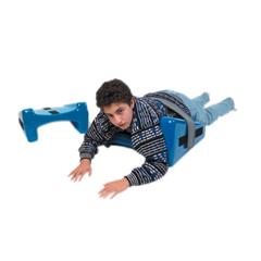 FNT30-1240 - Fabrication Enterprises - Skillbuilders® Bi-Height Wedge 4/6 x 18 x 22
