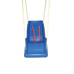 FNT30-1687 - Fabrication Enterprises - Skillbuilders Full-Body Reclining Swing, Universal, with 10 Foot Chain