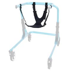 FNT31-3658 - Fabrication Enterprises - Seat Harness for Nimbo Posterior Walker
