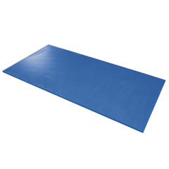 FNT32-1230B - Fabrication Enterprises - Airex® Exercise Mat - Hercules - Blue, 78 x 39 x 1